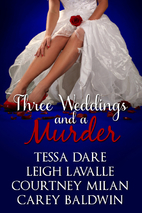 Three Weddings and a Murder [Anthology…