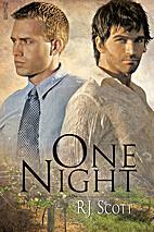 One Night by RJ Scott