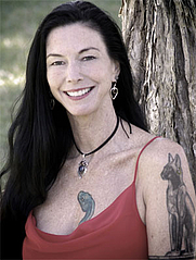 Author photo. Kim Falconer
