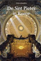 De Sint Pieter in Rome by Ennio Francia