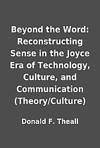 Beyond the Word: Reconstructing Sense in the…