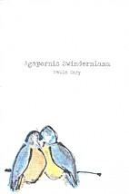 Agapornis Swinderniana by Paula Cary