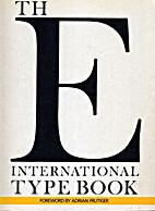 International Type Book by Adrian Frutiger