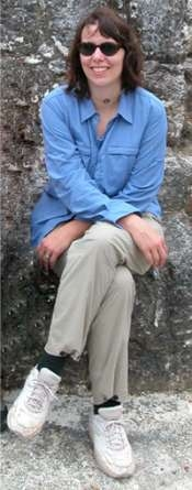 Author photo. Used by permission of Kate Elliot