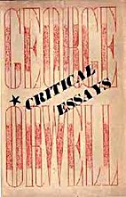 Critical Essays on George Orwell (Critical…