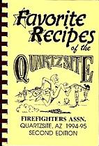 Favorite Recipes of the Quartzite…