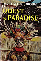 Quest in Paradise by David Attenborough