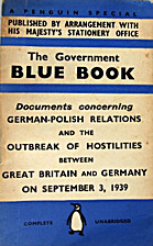 The Government Blue Book by Anonymous