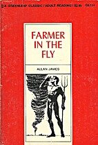 Farmer in the fly by Allan James
