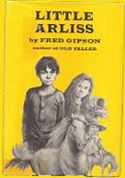 Little Arliss by Fred Gipson