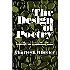 The design of poetry by Charles B. Wheeler