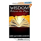 Wisdom Between the Pages by Sandra Clements
