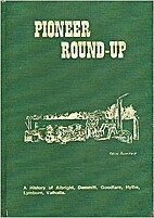 Pioneer round-up : a history of Albright,…