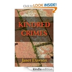 Kindred Crimes by Janet Dawson