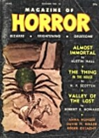 MAGAZINE OF HORROR - Volume 3, number 1,…