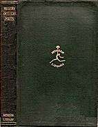 Modern American Poets by Conrad Aiken