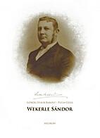 Wekerle Sándor by Károly Görög Staub