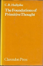 The foundations of primitive thought by C.…