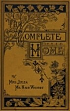 The Complete Home: An Encyclopedia of…