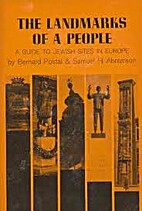 The landmarks of a people; a guide to Jewish…