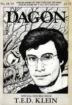 Dagon No. 18/19: Special T.E.D. Klein Double…
