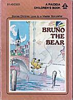 Bruno the Bear by W.G. Vandehulst