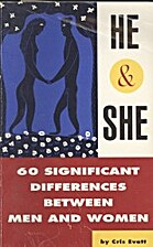 He and She: Fascinating Facts About the…