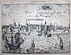 Rotterdam by Joan Blaeu