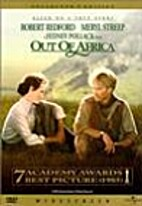 Out of Africa [1985 film] by Sydney Pollack