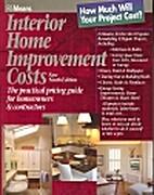Interior Home Improvement Costs: A Practical…