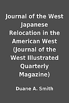 Journal of the West Japanese Relocation in…