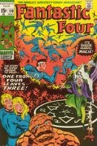 Fantastic Four [1961] #110 by Stan Lee