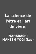 La science de l'être et…