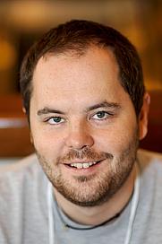 Author photo. Paul Reinheimer. Photo by Sebastian Bergmann.
