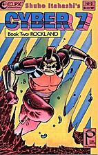 Cyber 7: Book 2 Rockland 9 by Shuho Itahashi