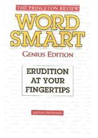 Word Smart; Genius Edition: Erudition at…