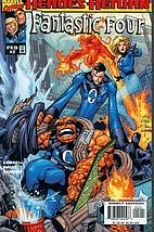 Fantastic Four [1998] #2 by Scott Lobdell