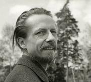 Author photo. Willy Kyrklund Foto: Albert Bonniers Förlag AB
