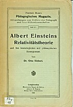 Einsteins Relativitätstheorie und ihre…