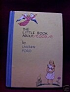 The Little Book About God by Lauren Ford