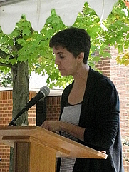 Author photo. Carmen Giménez Smith at 2012 Fall for the Book<br>Wikimedia contributor <a href=&quot;http://commons.wikimedia.org/wiki/User:Slowking4&quot; rel=&quot;nofollow&quot; target=&quot;_top&quot;>Slowking4</a>