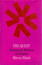 The Quest: History and Meaning in Religion…