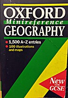 Minidictionary of Geography (Oxford…