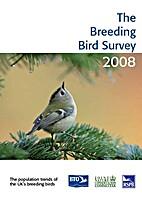 The breeding bird survey 2008 : the…