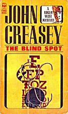 The Blind Spot by John Creasey