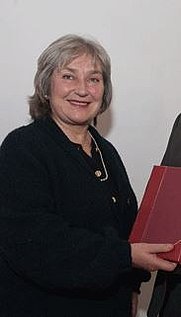 Author photo. Angélique Day [credit: Ulster Tatler Group]