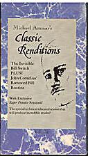 Michael Ammar's Classic Renditions: The…