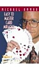 Easy to Master Card Miracles, Volume 6 by…