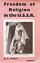 Freedom of religion in the U.S.S.R. by G.…