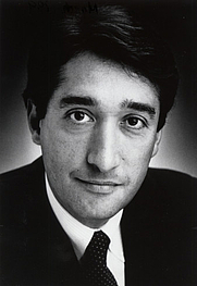 Author photo. Henry Cisneros. UH Photographs Collection.